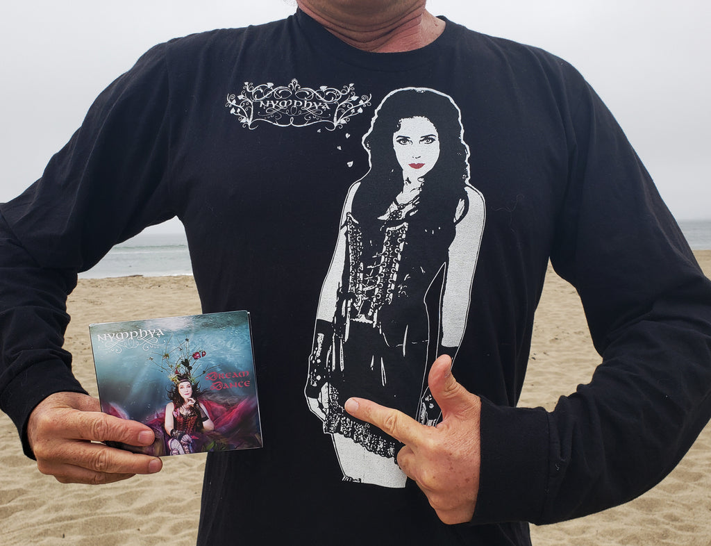 "Signed Album and Mens' ""Music is Magic"" T Shirt Bundle!"