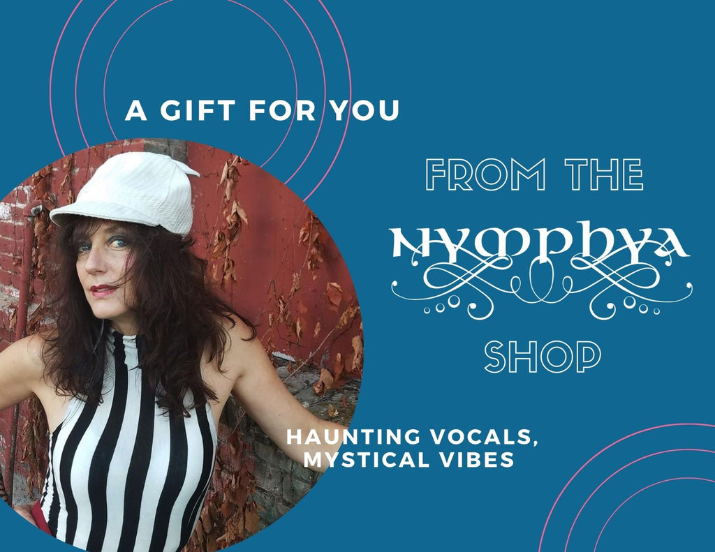 THE NYMPHYA SHOP GIFT CARD - The Nymphya Shop