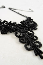 Load image into Gallery viewer, Cut-Out Metalwork Necklace