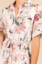 Load image into Gallery viewer, Gardenia - Floral Dress