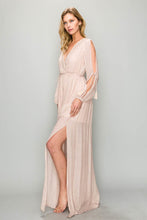 Load image into Gallery viewer, Blushing-Maxi Dress