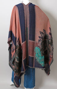 """*Bosque Desires"" Poncho"