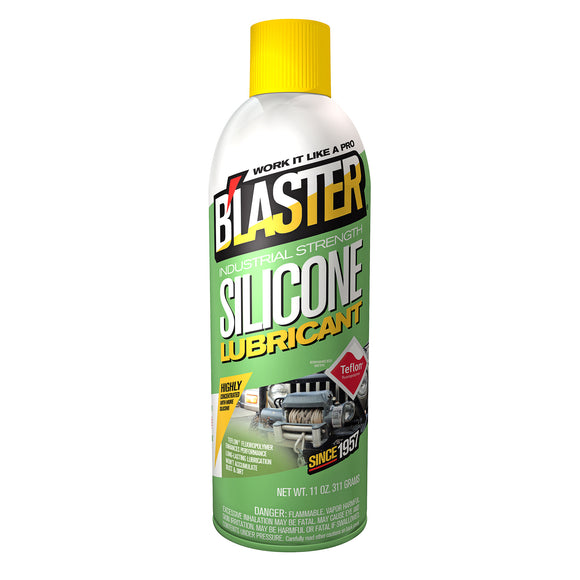 Industrial Strength Silicone Lubricant