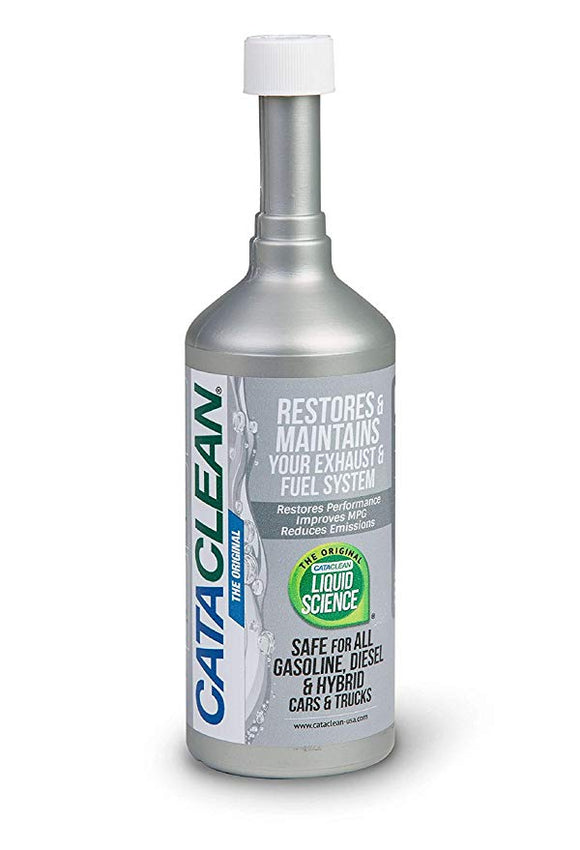 CATACLEAN - Fuel & Exhaust System Cleaner