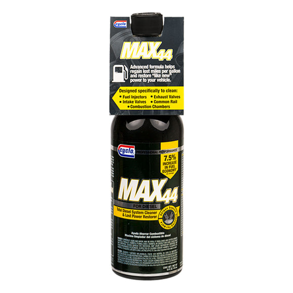 Cyclo® Max44® Diesel Fuel Cleaner