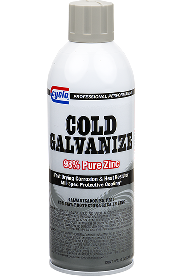 Cyclo Cold Galvanize Spray