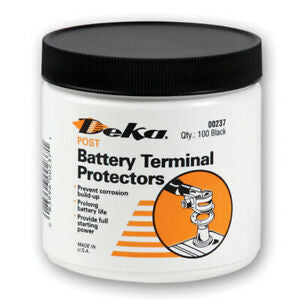 Deka Top Post Battery Terminal Protectors - Pk. 100