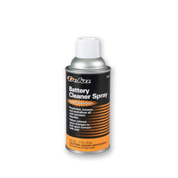 Deka Battery Cleaner Spray - With Acid Indicator