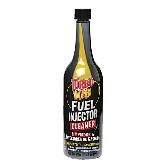 Turbo 108 Fuel Injector Cleaner
