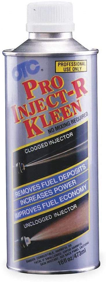 OTC INJECT-R KLEEN Fuel Injector Cleaner - 16oz
