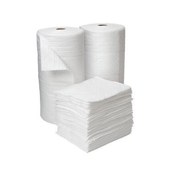 Oil Eater® Oil Only White Pads & Rolls