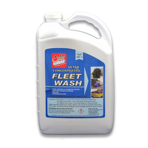 Oil Eater Fleet Wash