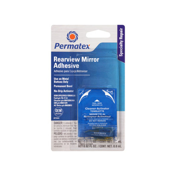 Permatex Rearview Mirror Adhesive