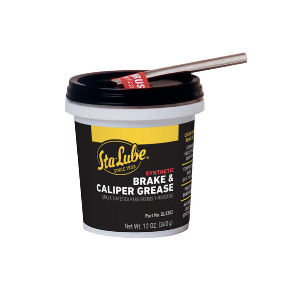 Sta-Lube® Synthetic Brake & Caliper Grease