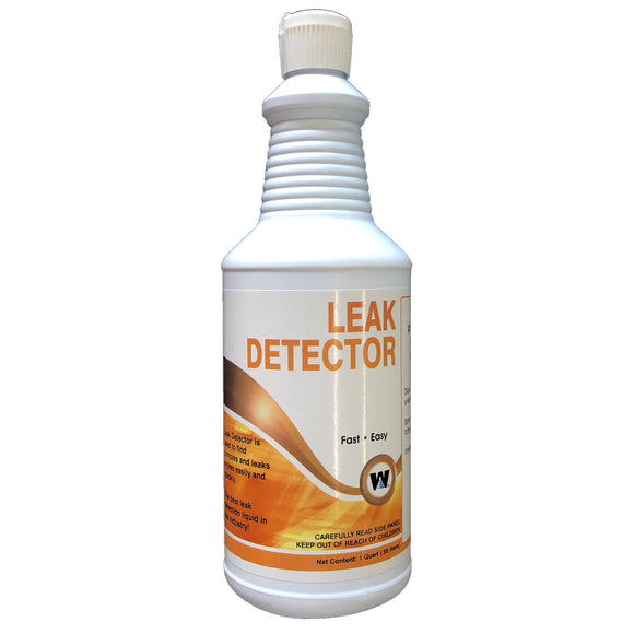 Warsaw Leak Detector Concentrate - 32 oz.