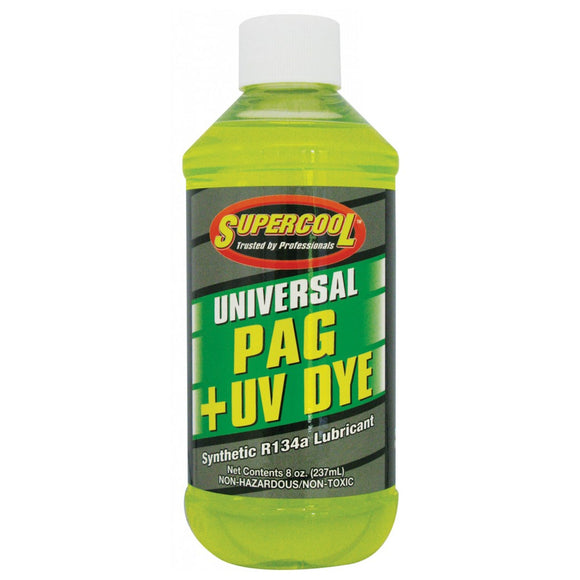 Universal PAG AC Lubricant With UV Dye