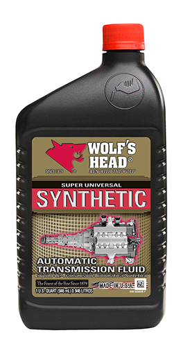 Wolf's Head® Universal Synthetic ATF