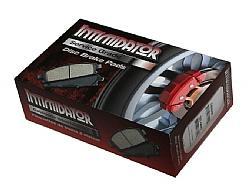 AMS1258 | INTIMIDATOR DISC BRAKE PAD