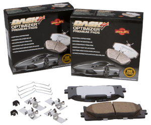 CFD822 | All Ceramic Dashe 4 Optimizer Brake Pad