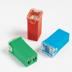 LIttelfuse® JCASE Cartridge Fuses - Pk. 5