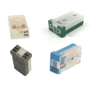 LIttelfuse MCASE Cartridge Fuses - Pk. 5