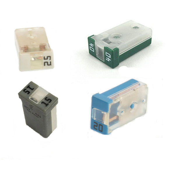 LIttelfuse® MCASE Cartridge Fuses - Pk. 5