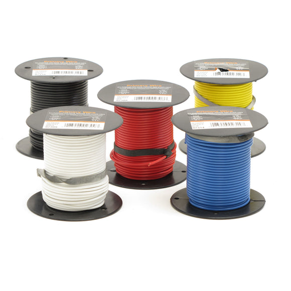 E-Tron Primary Hookup Wire - 100 Ft.
