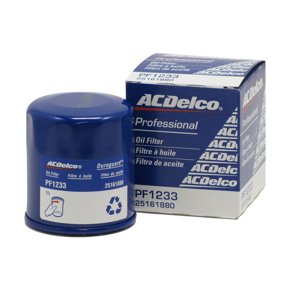 ACDelco Professional Oil Filters