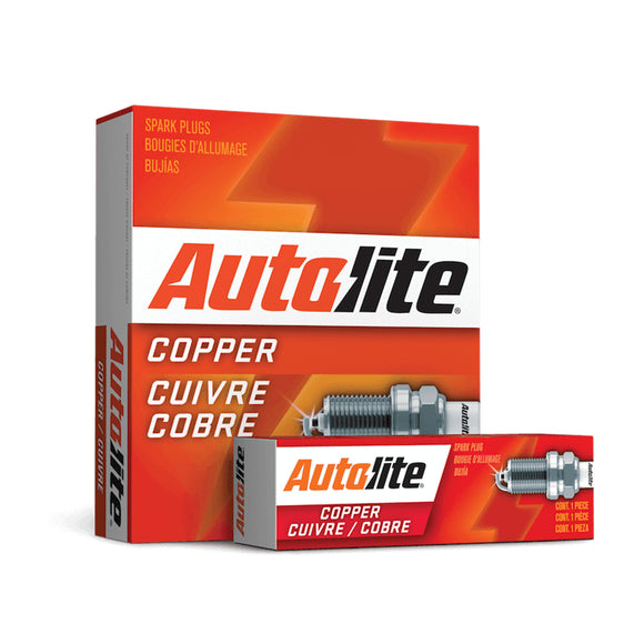 AUTOLITE® Copper Spark Plugs