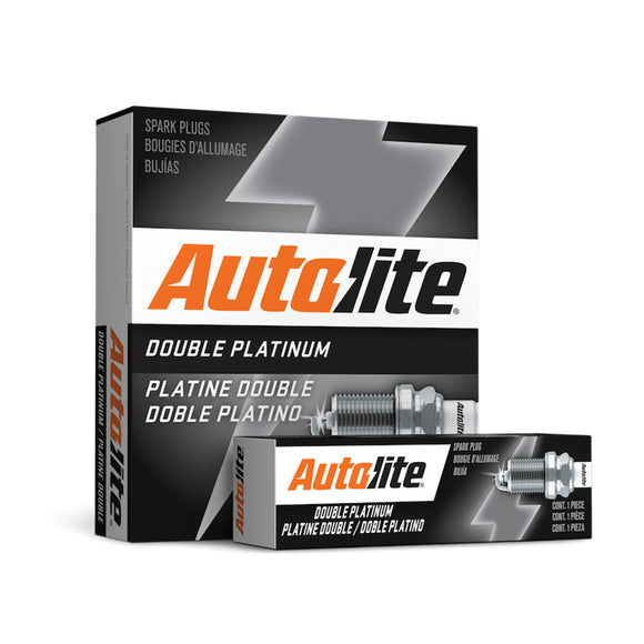 AUTOLITE® Double Platinum Spark Plugs