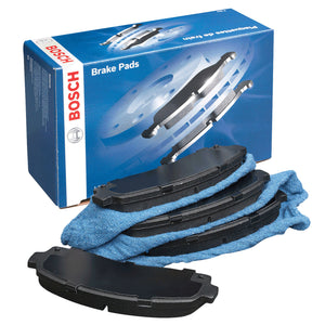 BE1161 | BOSCH BLUE BRAKE PADS