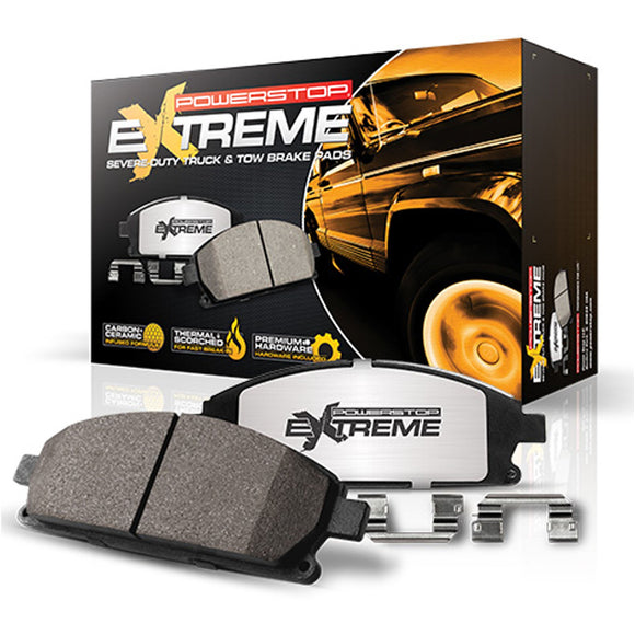 Z36-702 | POWER STOP Severe Duty Brake Pad
