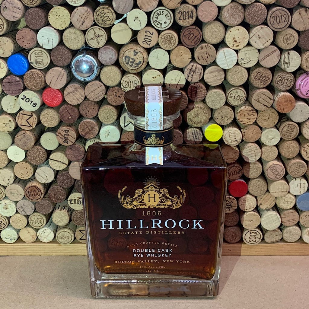 Hillrock Estate Distillery Hudson Valley Double Cask Rye 750ml