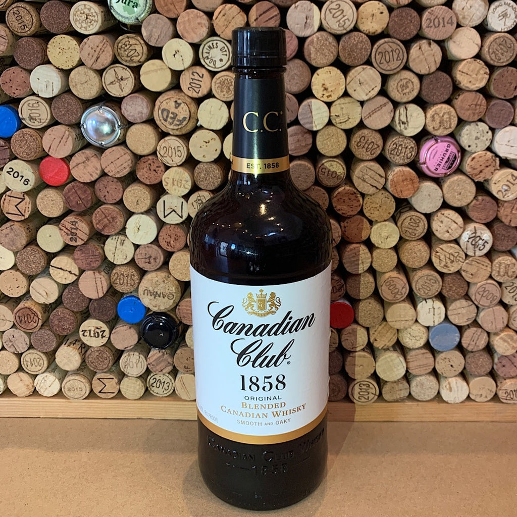 Canadian Club 1858 80° 1L