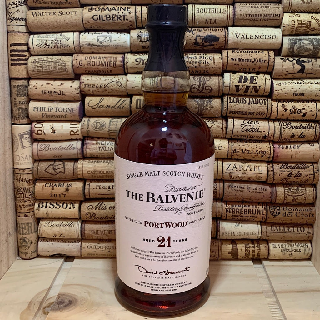 Balvenie Port Wood 21Yr 750ml