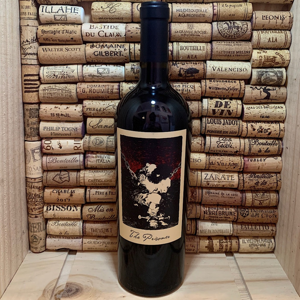 The Prisoner Red Blend Napa Valley 2018