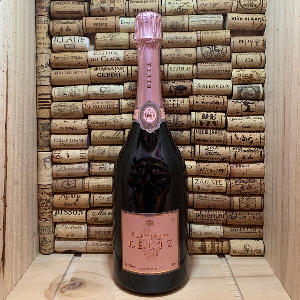 Deutz Champagne Rose Brut NV