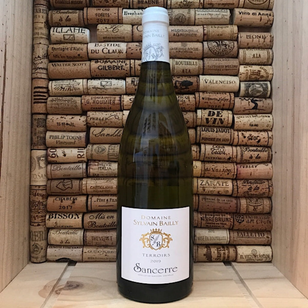 Sylvain Bailly Terroirs Sancerre 2019