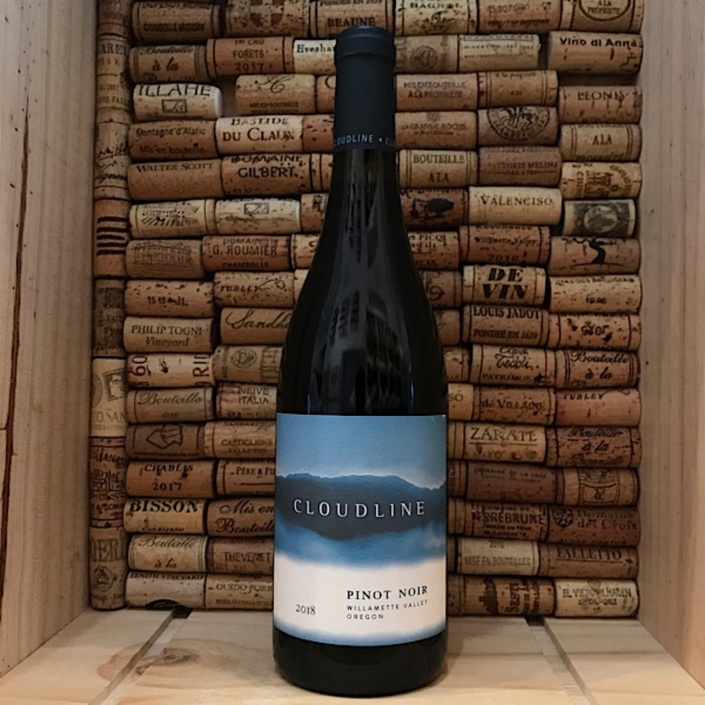Cloudline Willamette Valley Pinot Noir 2018