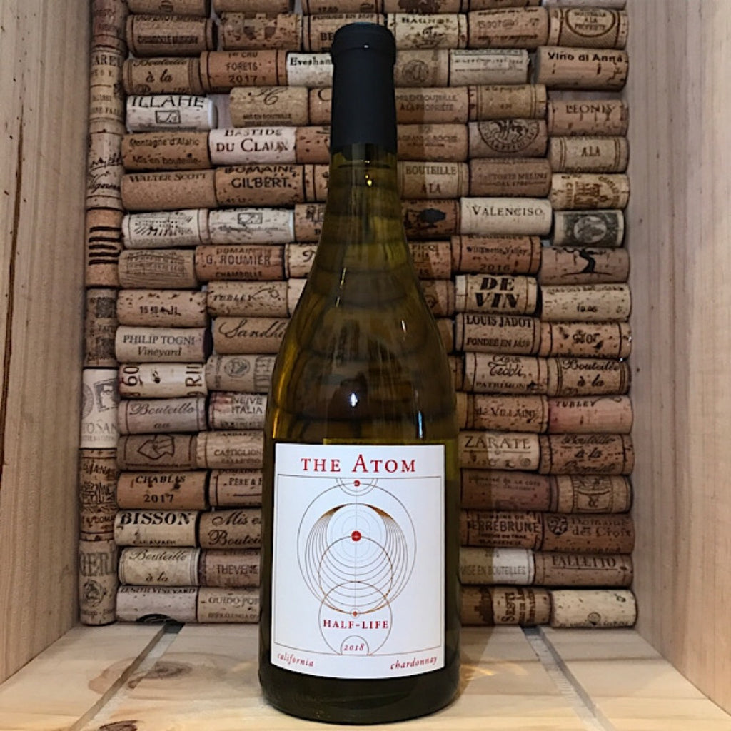 The Atom Chardonnay Half-Life California 2018