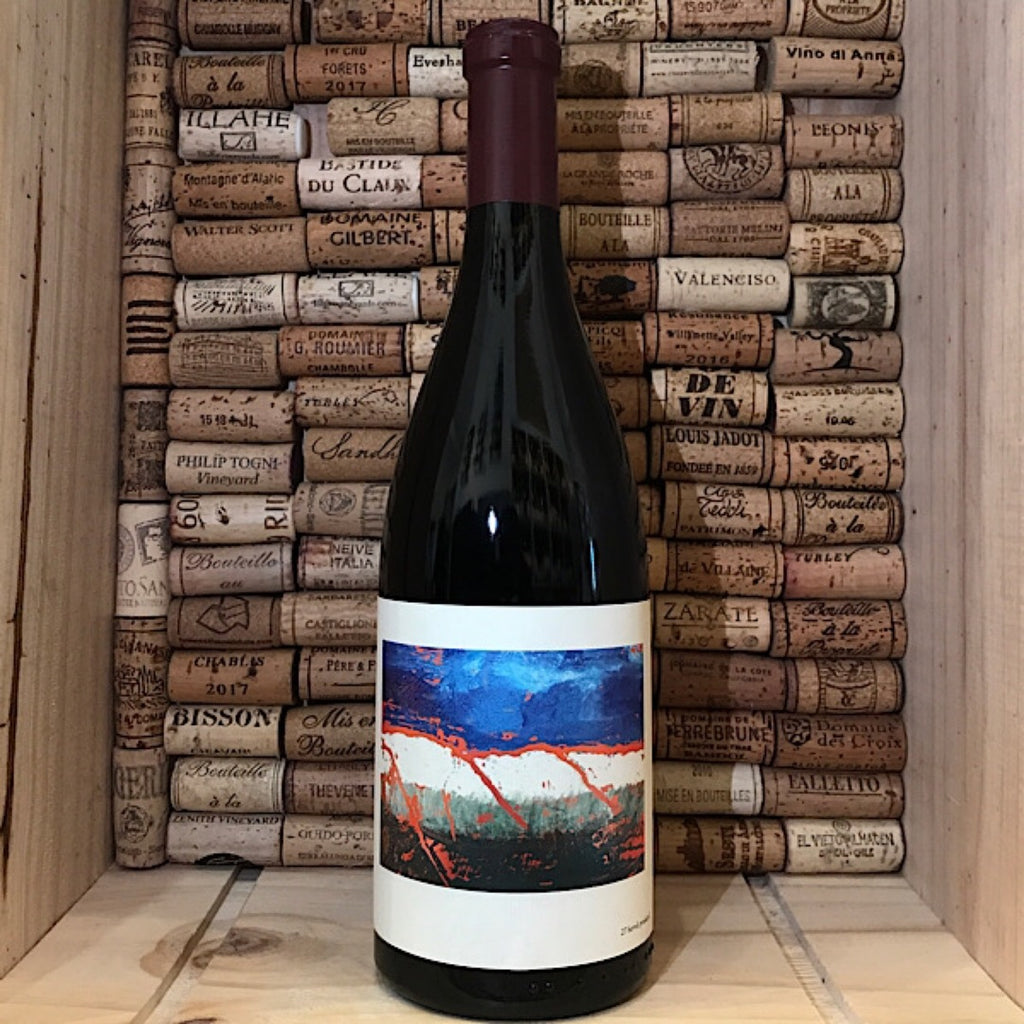 Chanin Wine Co. 'Bien Nacido' Santa Barbara Pinot Noir 2014