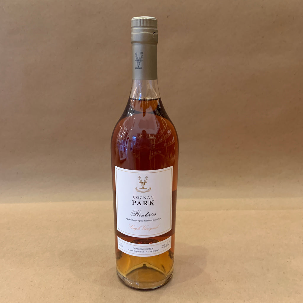 Maison Tessendier & Fils Cognac Park Borderies Single Vineyard 15 Yrs.