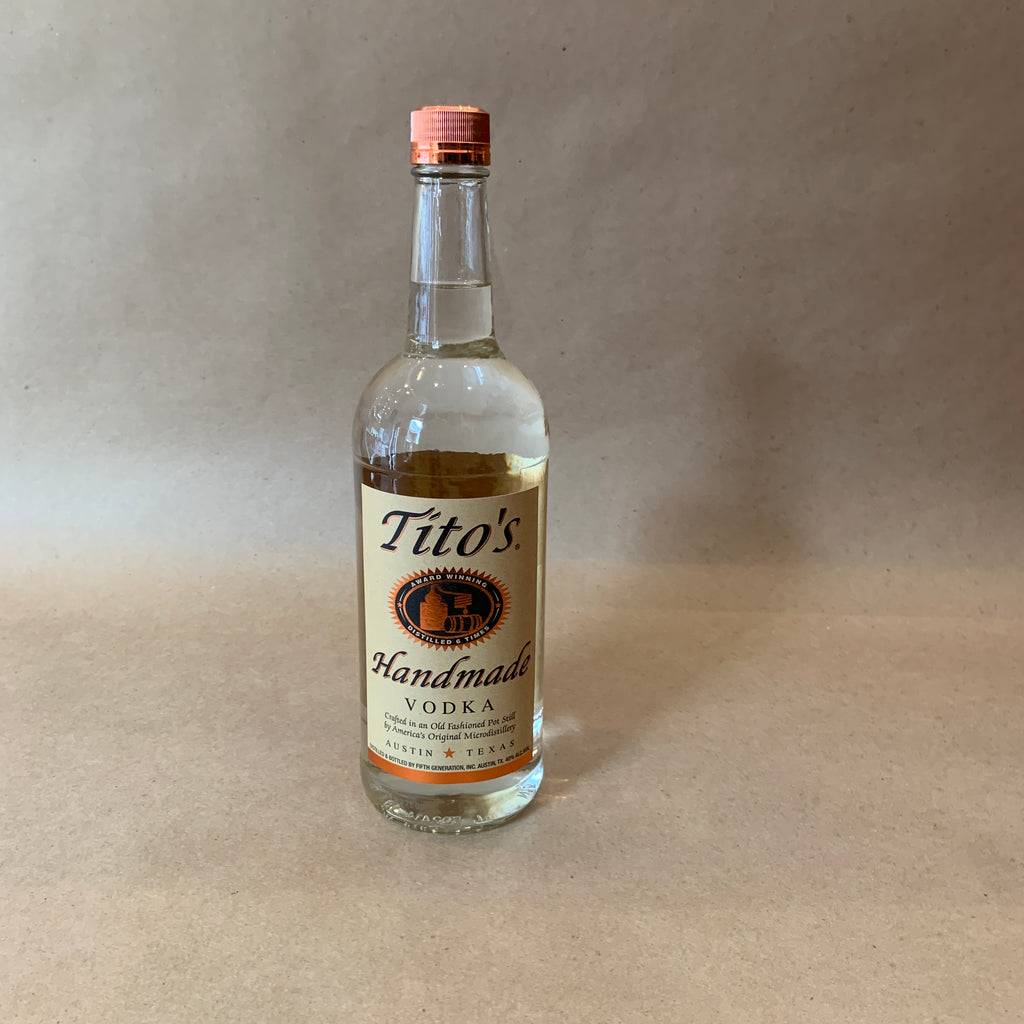 Titos Handmade Vodka 80° 1L