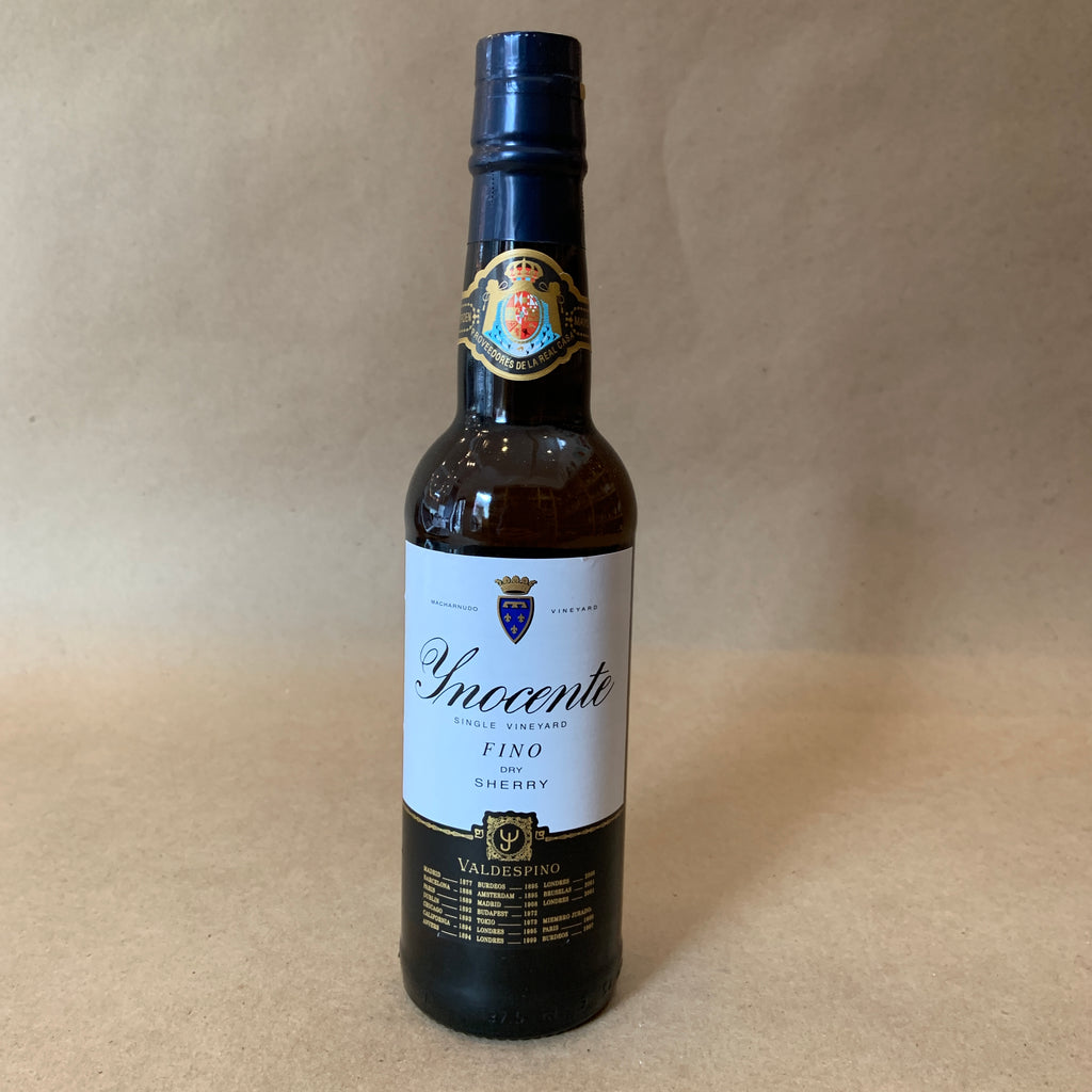 Valdespino Inocente Sherry Fino 375ml