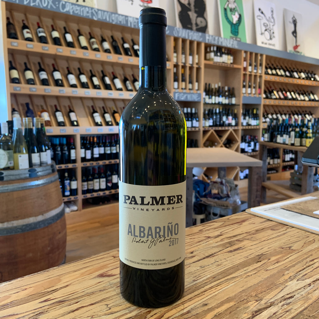 Palmer Vineyards, Albariño 2017