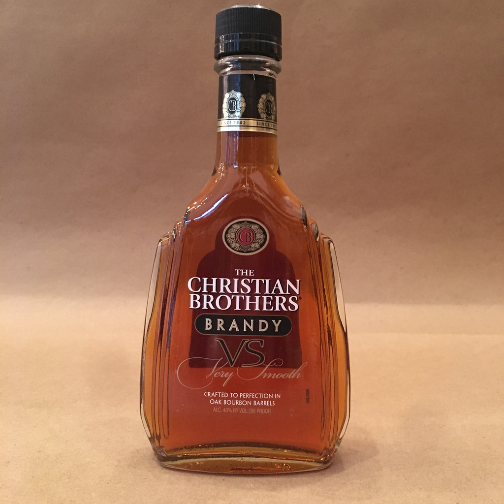 Christian Bros Amber 80° 375ml