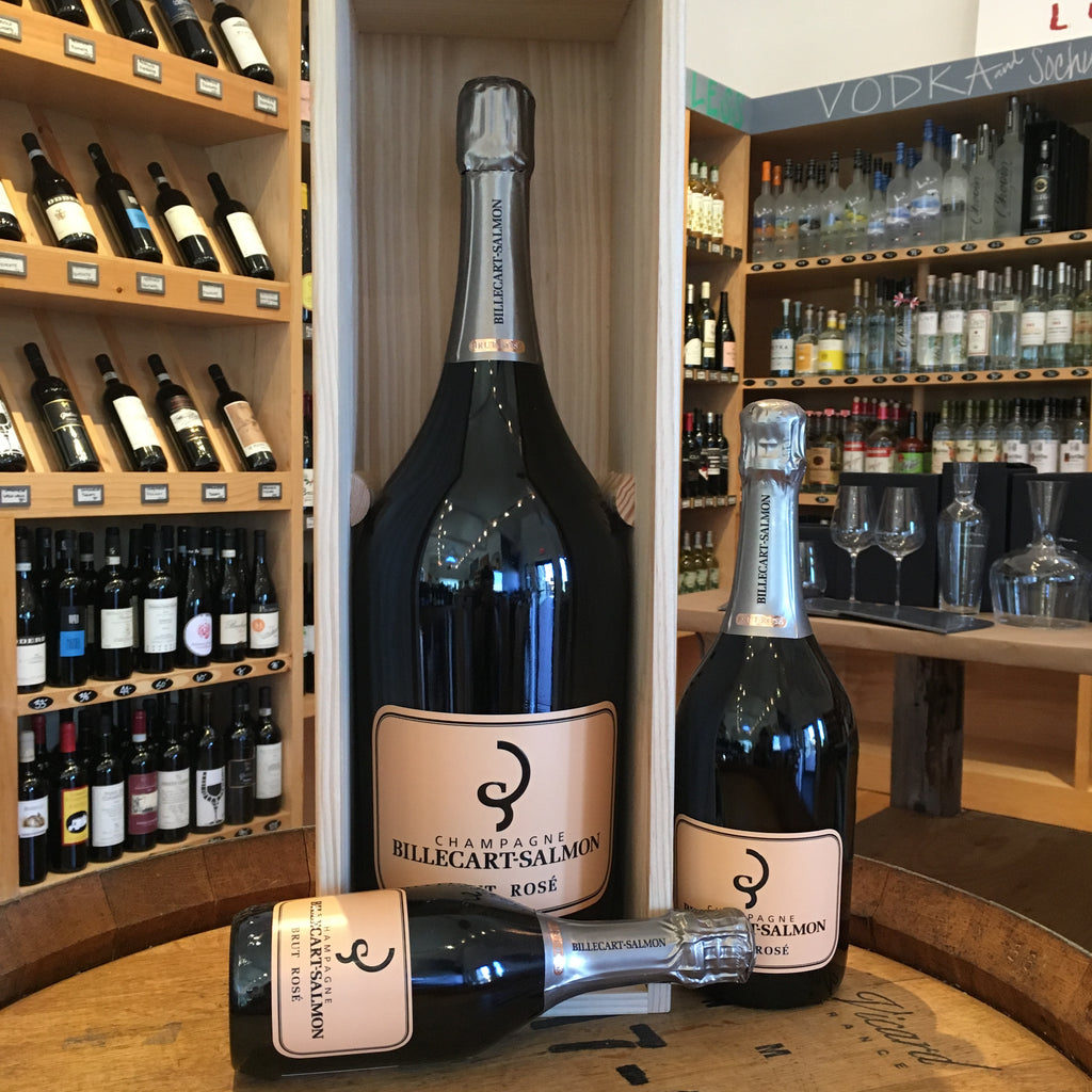 Billecart-Salmon Brut Rose NV 1.5L