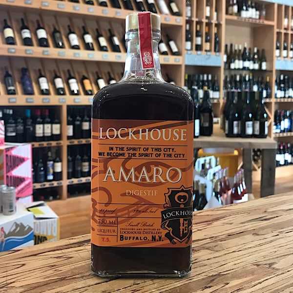 Lockhouse Distillery Amaro NV