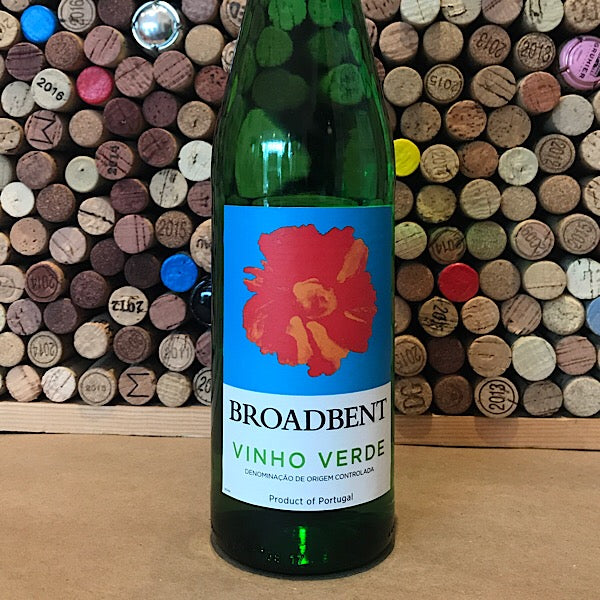 Broadbent Vinho Verde NV 750ml