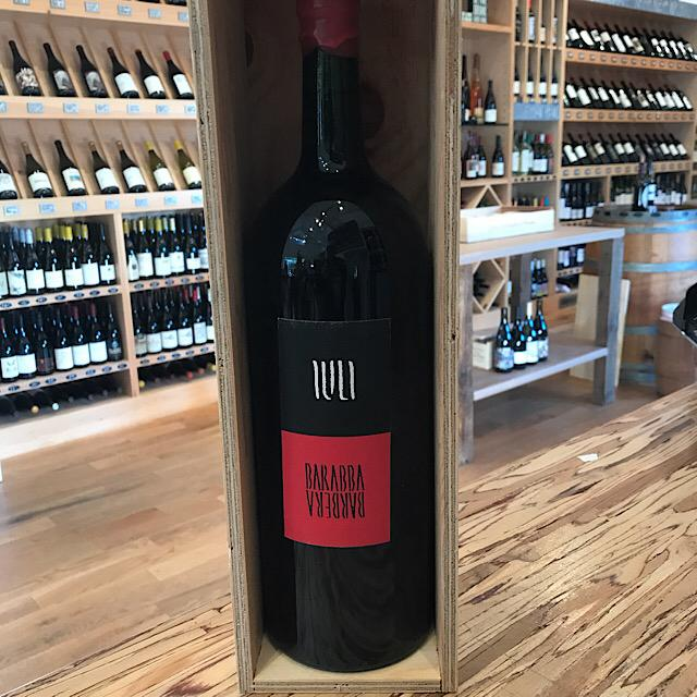 Iuli winery is located in Montaldo in the region of Monferrato. Winemaker Fabrizio Iuli calls himself a barberista for his love, focu and dedication to the Barbera grape. Iuli is certified organic in the vineyards and organic in the cellar.